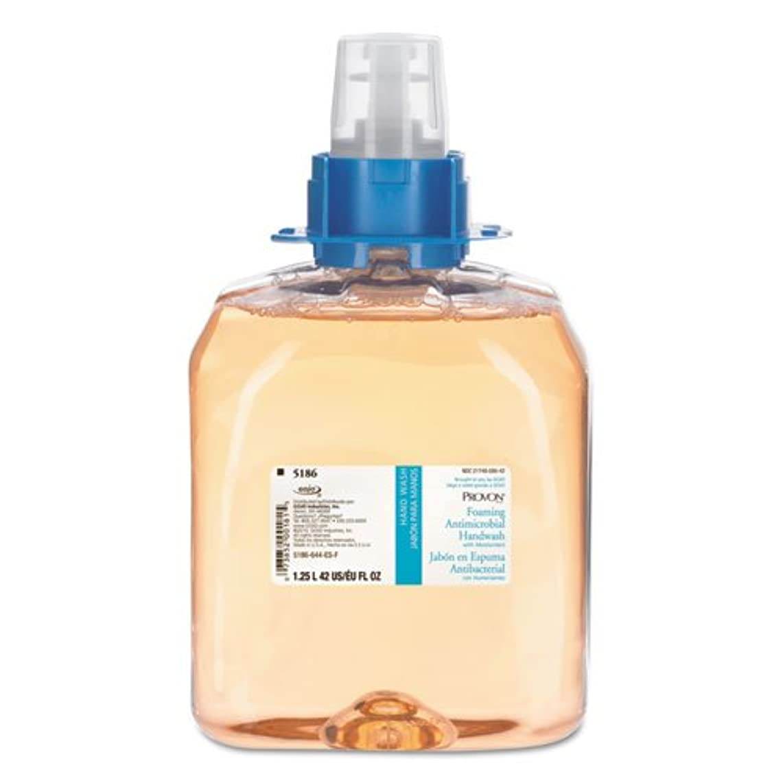 プレビスサイトタバコ医薬go-jo Industries 518603?CT FOAM Handwash、保湿、ライトフローラル、fmx-12ディスペンサー、1250?mlポンプ