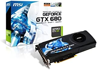 MSI NVIDIA GeForce GTX680 搭載ビデオカード N680GTX-PM2D2GD5 日本正規代理店品 (VD4596) N680GTX-PM2D2GD5