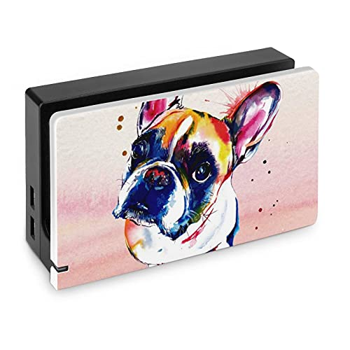FRENCH BULLDOG Custom Base Protection Shell for Nintendo Switch for Teens Printed Cute