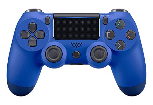 Tek Styz PRO Wireless Controller Works for BLU Studio Max with 1,000mAh Battery/Built-in Speaker/Gyro/Motor Remote Bluetooth Slim Gamepad (Blue)