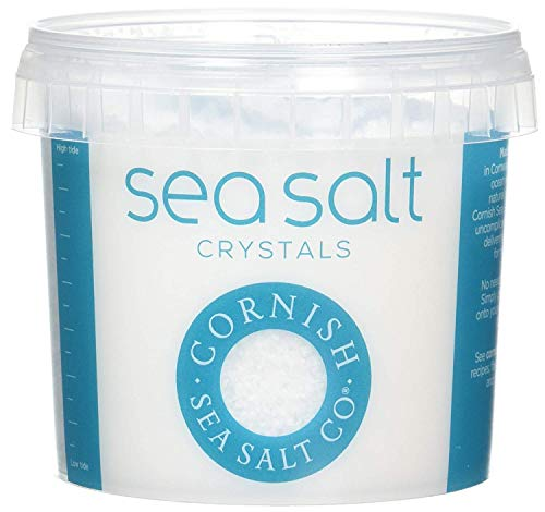 Cornish Sea Salt Original 225g Eimer (Meersalz)