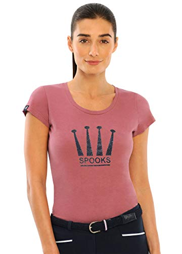 Crown Shirt (Farbe: Dark Rose; Größe: S)