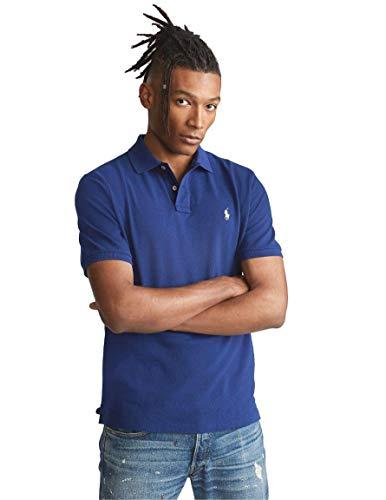 Ralph Lauren Poloshirt für Herren, Blau, Blau XL