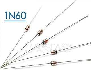 ポーレックス 1N60 1N60P ショットキーゲルマニウムダイオードテレビラジオ FM の検出