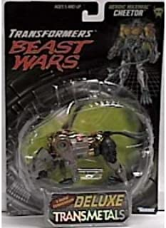 Transformers Beast Wars Transmetals Cheetor Action Figure by Hasbro Kenner