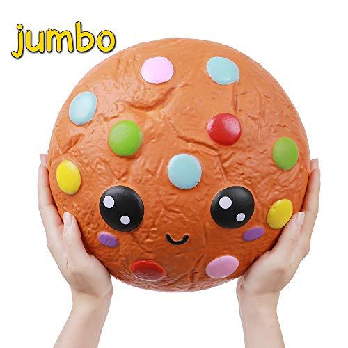 Anboor Squishies Riesenkekse Praline Langsam Steigende Kawaii Suftende Weiche Riesige Squishies Stressabbau Spielzeug Für Kinder