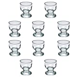 Lexington Wine Sampler Glasses 3.5 Oz. - 10 pack - Great For Tasting Wine At A Party, Bistro, Restaurant, Bar, Hotel, Or Event - Clear