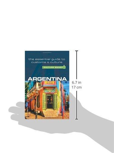 Argentina - Culture Smart! [Idioma Inglés]