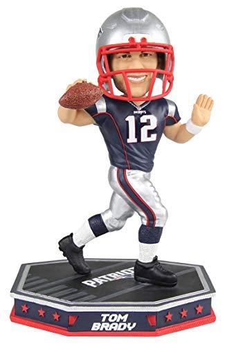 Tom Brady (New England Patriots) Removable Helmet Bobblehead by Foco