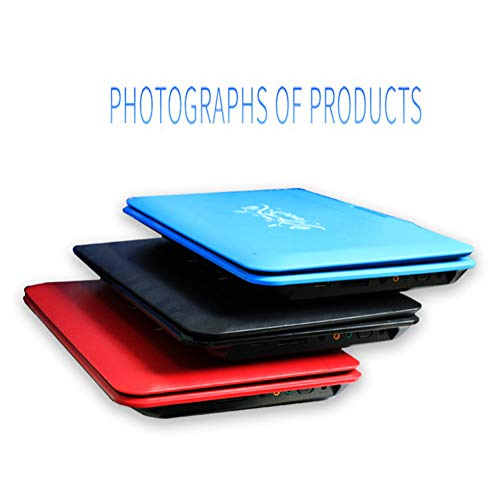 Buy YP Portable DVD Players 10.1 Inch, 270 Degree Rotating Screen, Games, Rechargeable Battery, Supp...
