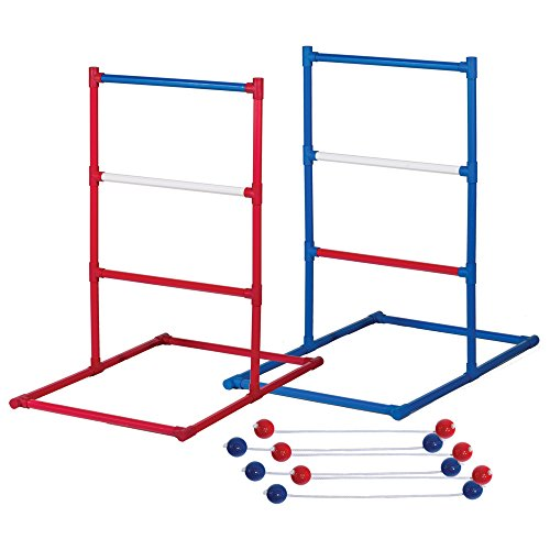 Franklin Sports Ladder Ball Set - Includes 2 Ladder Ball Targets and...