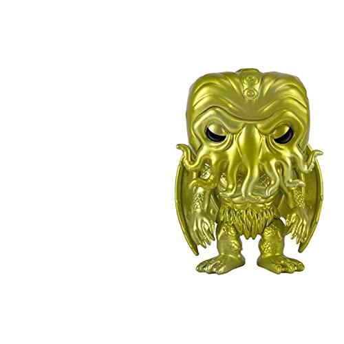 Figura Pop Cthulhu Mythos Golden Collection Decorible Modelo De Juguete Figura De Acción Niño...