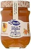 Hero Confitura Extra de Melocotón Todo Natural - Paquete de 12 x 345 gr - Total: 4140 gr