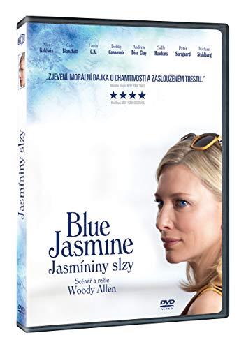 Jasmininy slzy DVD / Blue Jasmine (tschechische version)