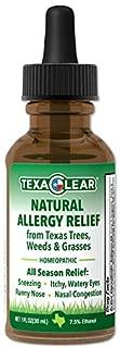 texas cedar allergy drops