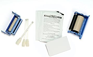 Zebra Technologies 105999-701 ZXP Series 7 Print Station Cleaning Kit by Zebra Technologies