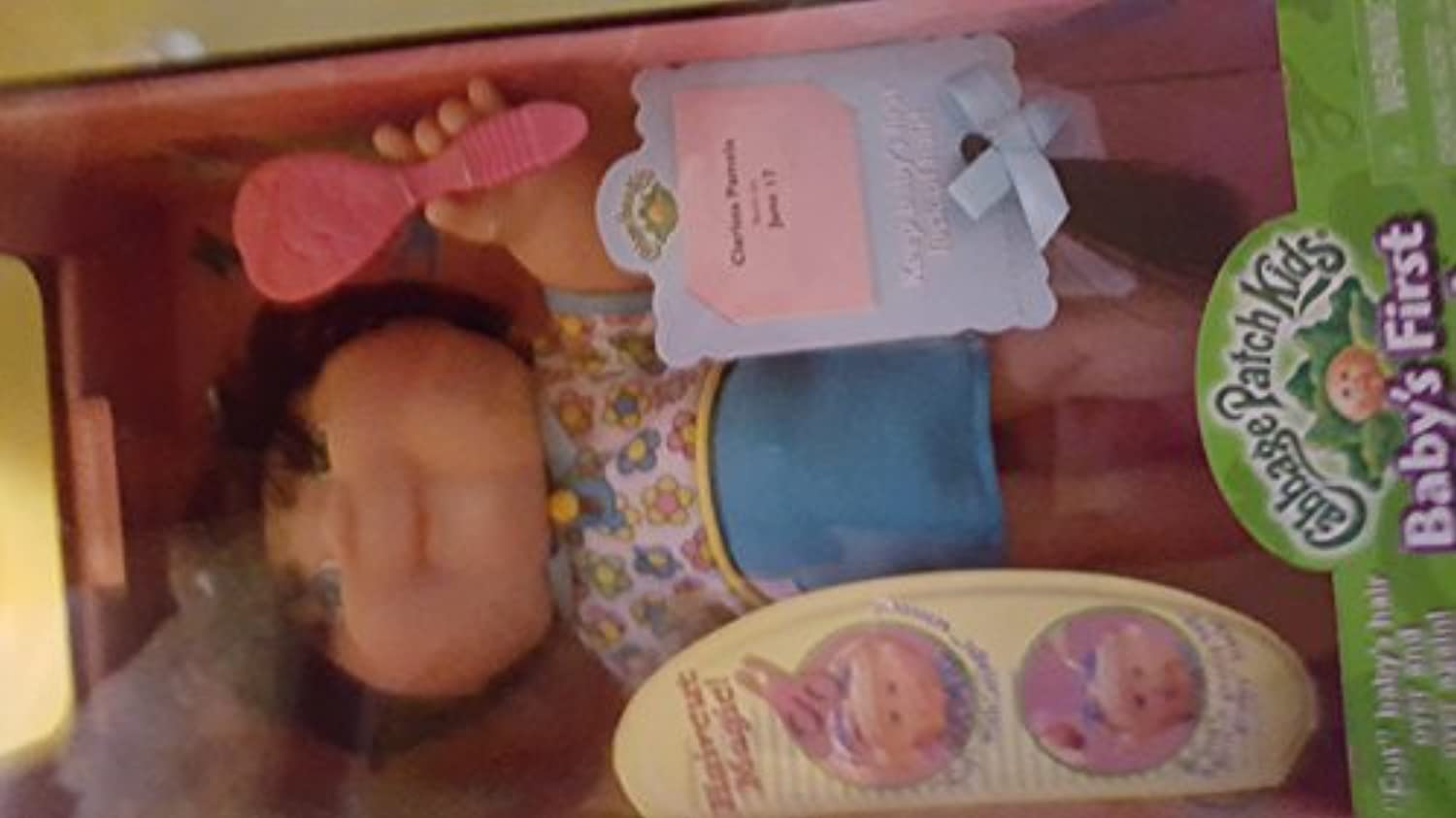 Cabbage Patch Kids Baby's First Haircut Doll Anne Angela by Cabbage Patch Kids