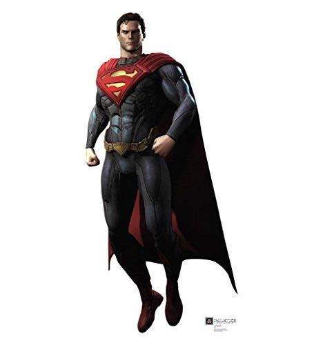 Advanced Graphics DC Comics injusticia: dioses entre nosotros–gráficos avanzados Life Size Cartón Standup