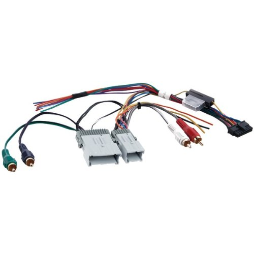 Lowest Price! Pac All-In-One Radio Replacement & Steering Wheel Control Interface (For Select Gm(R) Vehicles) Product Type: Installation Accessories/Interface Accessories