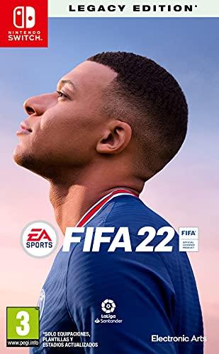 FIFA 22 Standard Nintendo Switch PG ES