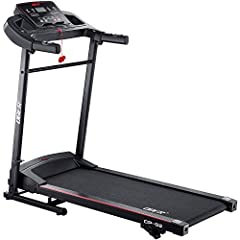 【Ober Multifunction Treadmills】This foldable treadmills for running equipped with a 0.75-1.75HP silent motor, you can choose the desired exercise speed from 0.5-7.5MPH(0.8-12KM/H). You can also make your running plan based on three different modes (r...