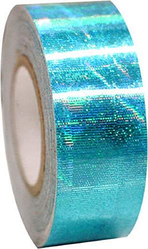 Pastorelli Galaxy - Cinta adhesiva metálica para decoración de aros, Azul (Sky Blue)