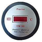 Termómetro de acuario LCD Digital LCD Temperatura Temperatura Termómetro Tank Thermometer, Suministros Industriales