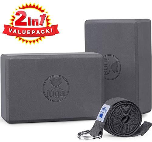 IUGA Yoga Block 2 Pack