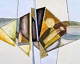 Cuadro de lienzo de naturaleza muerta abstracta, póster para sala de estar, comedor, Mural, arte para el hogar, pintura decorativa sin marco, A71, 70x100cm