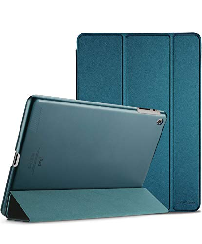 ProCase iPad 2 3 4 Smart Case Cover – Ultra Slim Lightweight Protective Case Folio Folding Stand Shell, Auto Sleep Wake, for Apple iPad 2/iPad 3 /iPad 4 (Old Model) –Teal