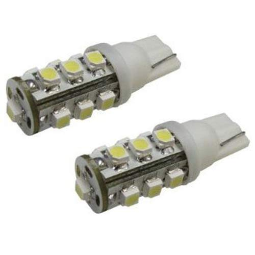 iJDMTOY 13-SMD-1210 912 921 906 LED Bulbs Compatible With Back Up Reverse Lights, Ultra Blue