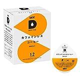 UCC 上島珈琲 DRIP POD ドリップポッド 専用カプセル カフェインレスコーヒー 12個入り×12セット(144個) DPCL002*12