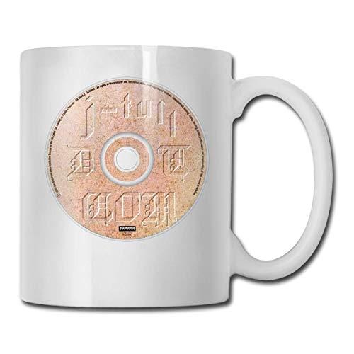 Taza novedosa Jethro-Tull- Taza especial Taza de té con asa Taza de café para mamá Abuela En la oficina/Hogar/Escuela Regalos perfectos