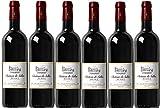 Buzet récoltant AOC 2017, vin rouge par lot de 3 bouteilles de 75cl.