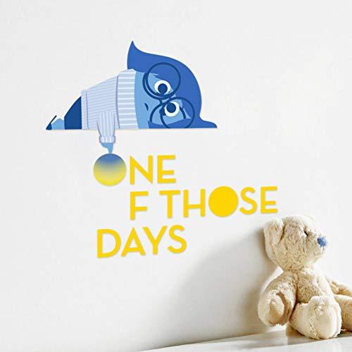 TYOLOMZ nieuwe film Cartoon Riley binnen buiten muur Stickers voor Kids kamers Wall Poster Decals Nursey Room Decor