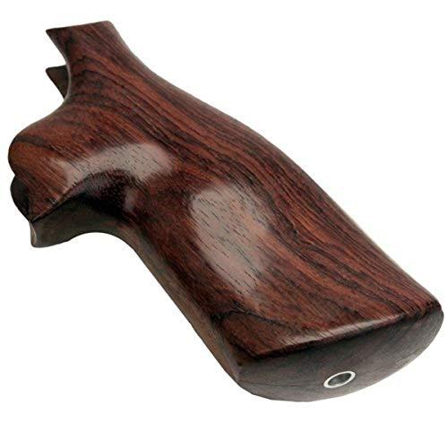 Hogue Fancy Hardwood Grips (Fits Taurus Medium/Large Frame Revolvers)
