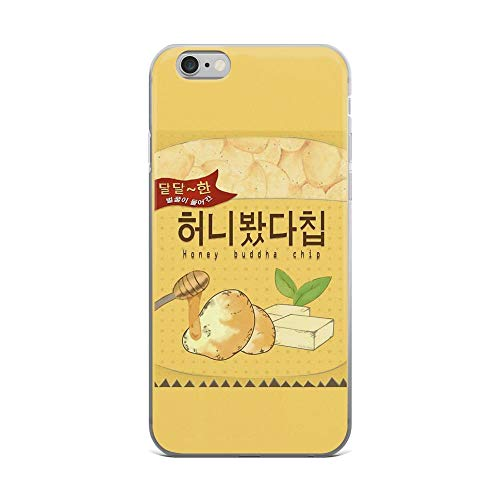 rebecc Mystic Messenger Honey Buddha CHIP Case Cover Compatible for iPhone (6 Plus/6s Plus)