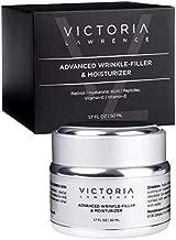 Advanced Wrinkle Filler & Moisturizer for Face - Retinol Cream Face Moisturizer & Anti Wrinkle Cream for Women - Anti Aging Face Cream for Women - Retinol, Hyaluronic Acid, Vitamin-C, Peptides