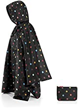 Reisenthel Mini Maxi Poncho Multi-Coloured dots Size:M ( 141 x 93 x 0 cm) by Reisenthel