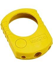 Suunto Precision Instruments/Accessories Instrument Body Cover, Yellow, Drwg No - Brújula (Cubierta)