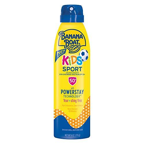 Banana Boat Tear Free Sting Free Sunscreen