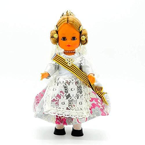 Folk Artesanía Muñeca Regional colección 35 cm Vestido típico Valenciana o Fallera...