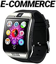 Bluetooth SmartWatch, Waterproof Smart Wrist Watch Teléfono con pantalla táctil Camera WhatsApp SIM Card, Sport impermeable Wear relojes inteligente pedometri Fitness Activity Tracker Pulsera