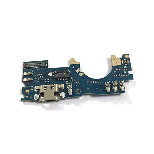 BBGSFDC Práctico Puerto USB de Carga Junta For Wiko Ufeel Primer / 4G Primero Ufeel USB Base de Carga del Puerto Flex Piezas de reparación del Cable Rápido (Color : Ufeel Prime)