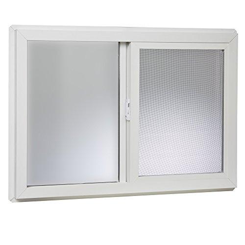 Park Ridge Products VBSI3222PR Vinyl Basement Slider Window, 32