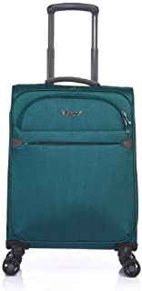 Verage Flight 55cm Small Carry On Suitcase Green