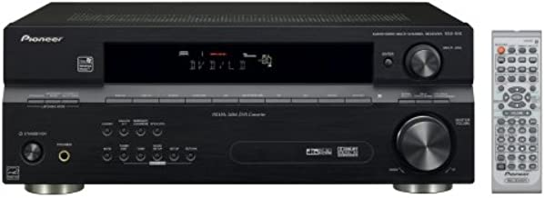 Pioneer VSX-516-K 7.1-Channel Home Theater Receiver, Black (Discontinued by Manufacturer)