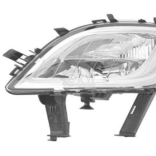 Nebelscheinwerfer + Blinker H10/PSY24W links Astra J Bj. 09-12 schwarz