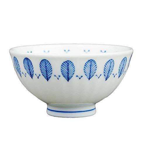 軽量 薄手 白磁 茶わん/ハーブミント 茶碗/食洗機OK 電子レンジOK 家庭用 業務用 ナチュラル食器