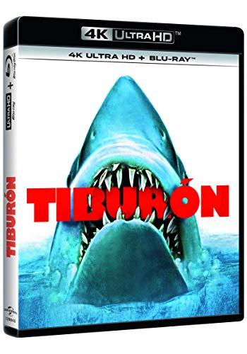 Tiburón (4K UHD + BD)